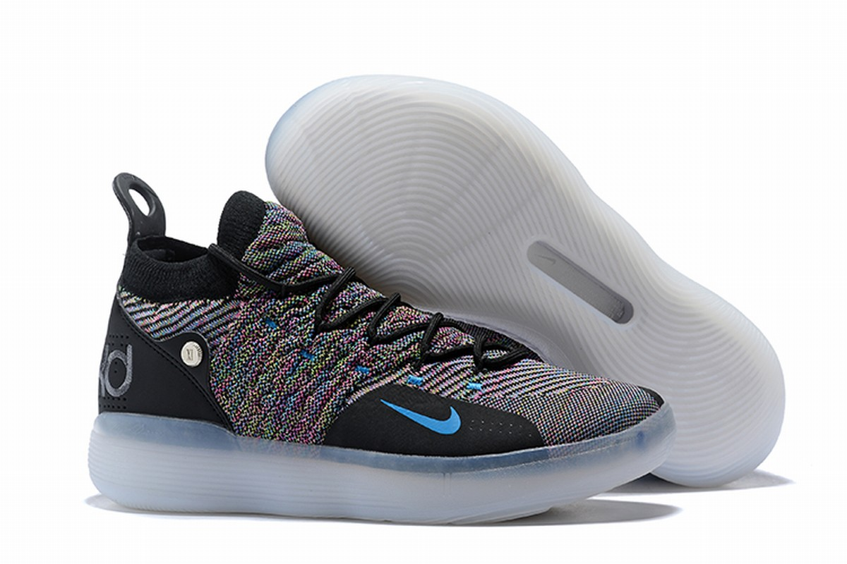 Nike KD 11 Shoes Black Colors