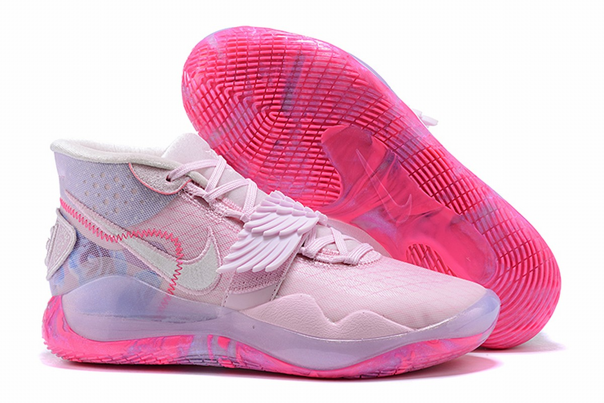 Nike KD 12 Shoes Pink