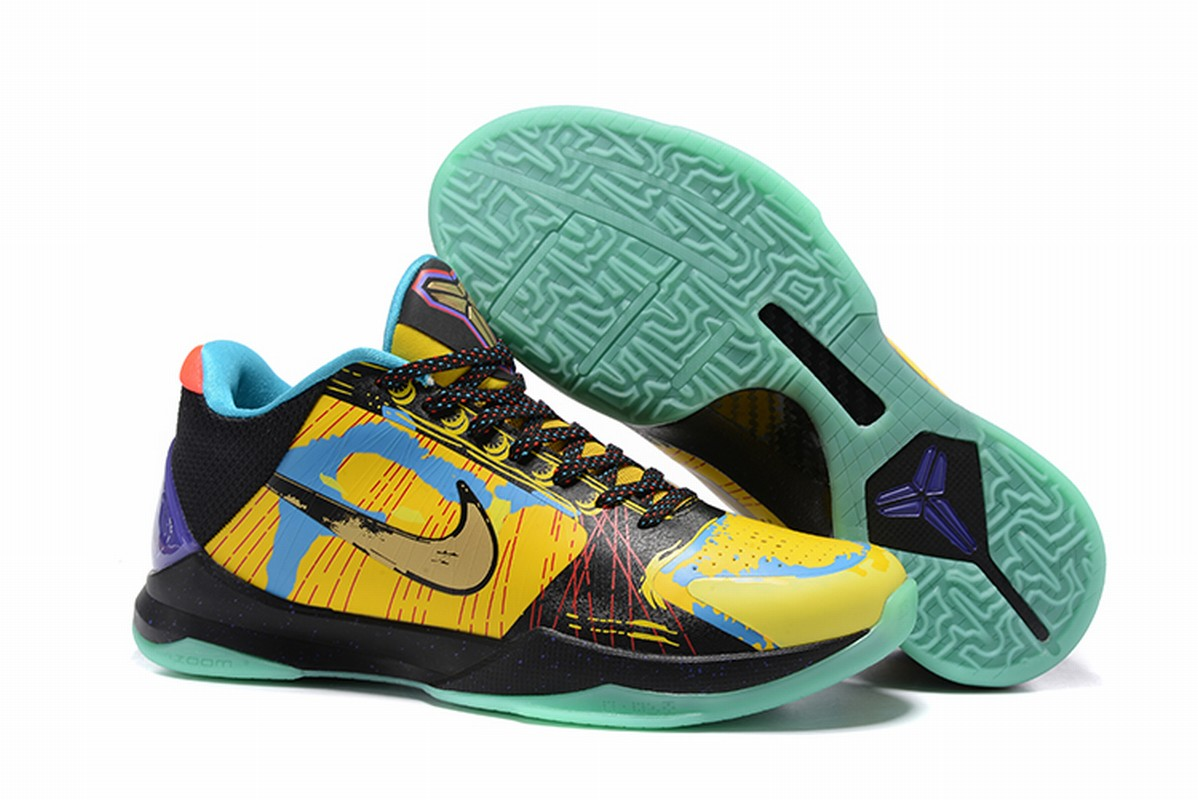Nike Kobe 5 Men Shoes The Road to the Master
