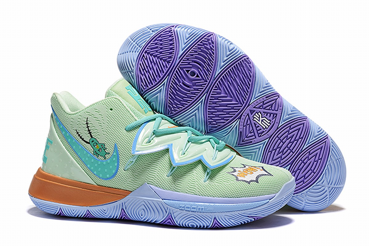 Nike Kyire 5 Squidward Tentacles Cockroaches