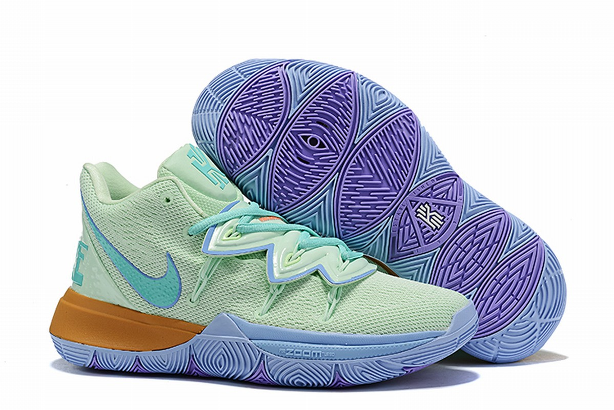Nike Kyire 5 Squidward Tentacles