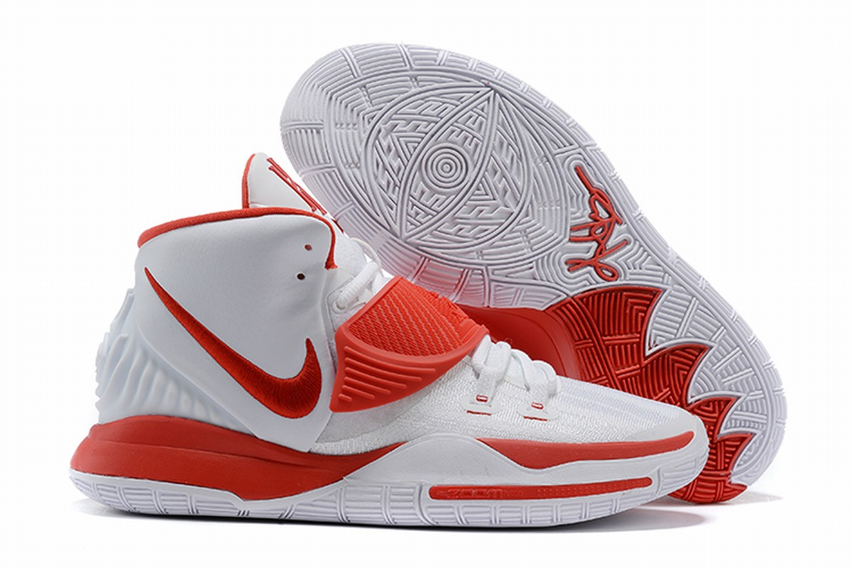 Nike Kyire 6 White Red