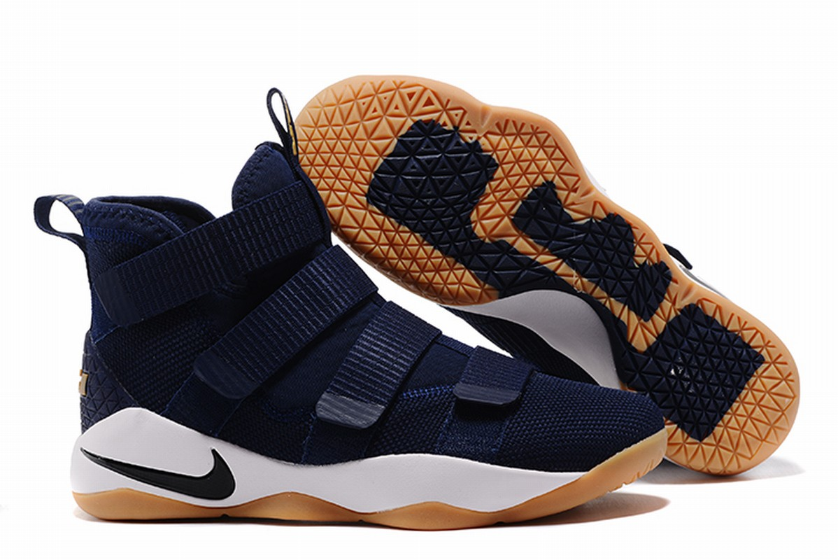 Nike Lebron James Soldier 11 Shoes Cavaliers