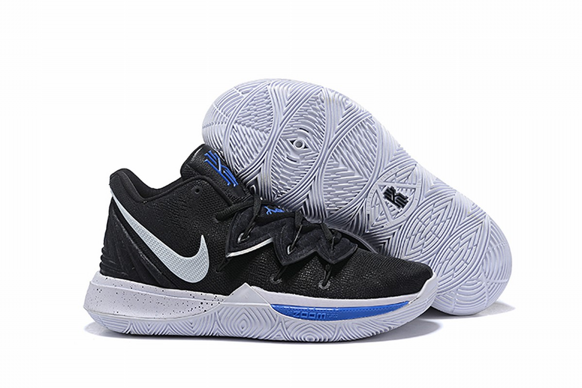 Nike Kyire 5 Black White Blue